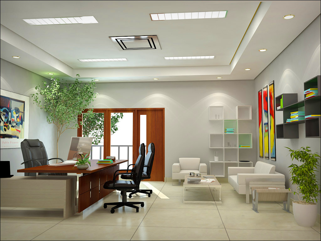 A basic guide to office interior designing