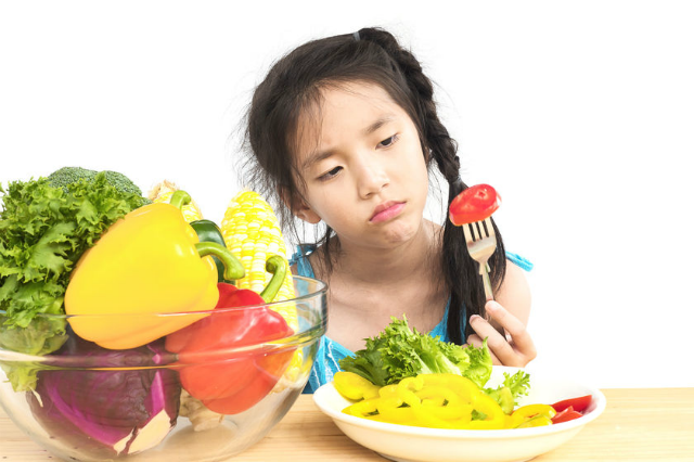 Why do children hate veggies?